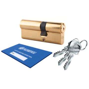 Wkładka bębenkowa 30/30 LOB ARES + 11 kluczy