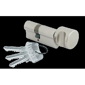Wkładka bębenkowa 35/45 LOB ARES + 3 klucze