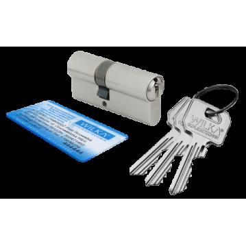 Wkładka bębenkowa 30/30 LOB ARES + 12 kluczy