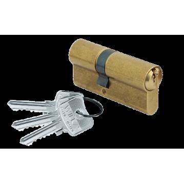Wkładka bębenkowa 30/30 LOB ARES + 15 kluczy