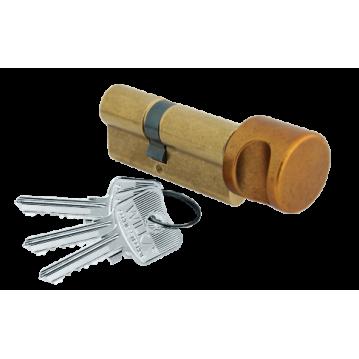 Wkładka bębenkowa 30/40 LOB ARES + 3 klucze