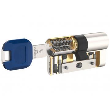 Wkładka bębenkowa 40/40 LOB ARES + 3 klucze
