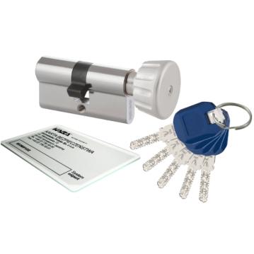 Wkładka bębenkowa 30/30 LOB ARES + 7 kluczy