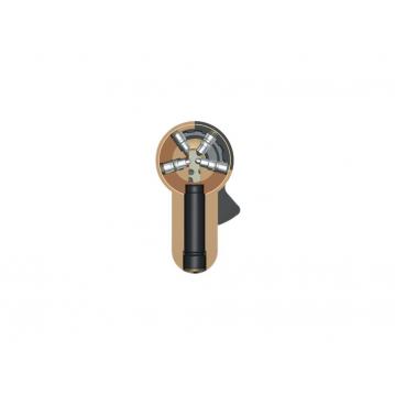 Wkładka bębenkowa 30/50 LOB ARES + 3 klucze