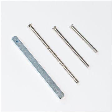Wkładka bębenkowa z gałką LOB HEKTOR 45G/50 system jednego klucza