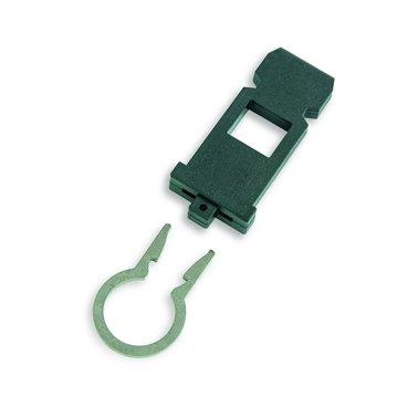 Wkładka bębenkowa z gałką LOB HEKTOR 65G/35 system jednego klucza