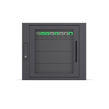 Wkładka bębenkowa dwustronna LOB HEKTOR 30/30 system jednego klucza