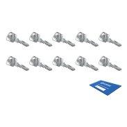 Komplety kluczy LOB System A
